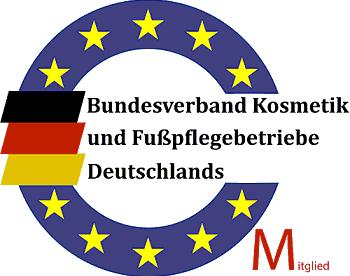 bundesverband kosmetik und fusspflegebetriebe deutschland mitglied