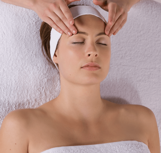 rosacea massage