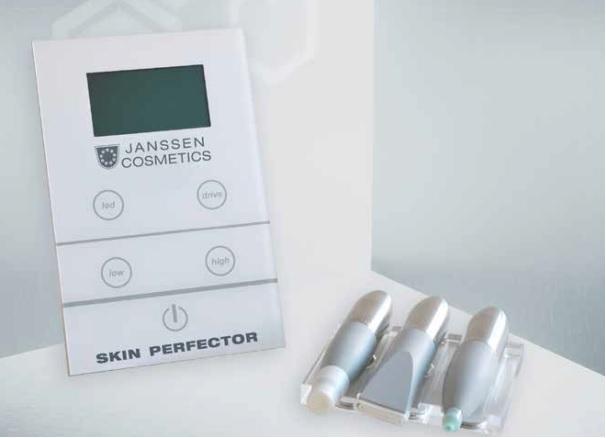 skin perfector geraet apparative ausbildung